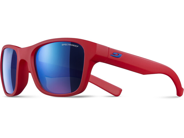 Julbo Junior 6-10Y Reach Spectron 3CF Sunglasses Red/Blue-Multilayer Blue